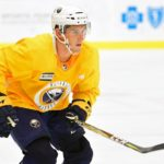 Former European star Stevie Moses pursuing NHL dream with Sabres