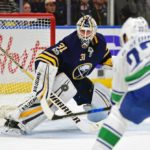 Goalies Robin Lehner, Chad Johnson playing 'great' despite Sabres' struggles