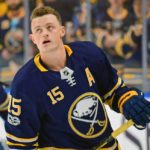 Sabres' Jack Eichel shuffled around lineup against Blue Jackets