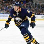 Sabres' Justin Falk earning keep on top defense tandem