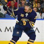 Sabres recall Zach Redmond for hobbled Matt Tennyson