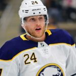 Sabres' Hudson Fasching wants to showcase heavy style