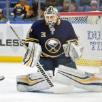 Sabres goalie Chad Johnson positive through rough stretch