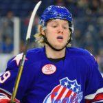 Sabres assign Alexander Nylander to Sweden