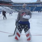 Team USA excited for outdoor game