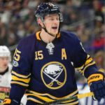 Sabres' Jack Eichel out indefinitely with high ankle sprain