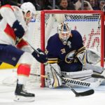 Tempers erupt in Sabres' loss to Panthers