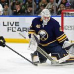 Disinterested Sabres implode early against Kings