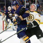 Thumb surgery to sideline Sabres' Jake McCabe weeks