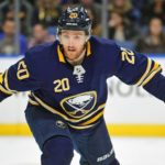 Sabres' Scott Wilson moving around
