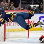Sabres blow late lead, lose shootout to Golden Knights