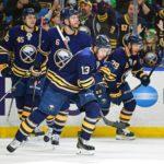 Nick Baptiste stars in rare Sabres win over Blackhawks