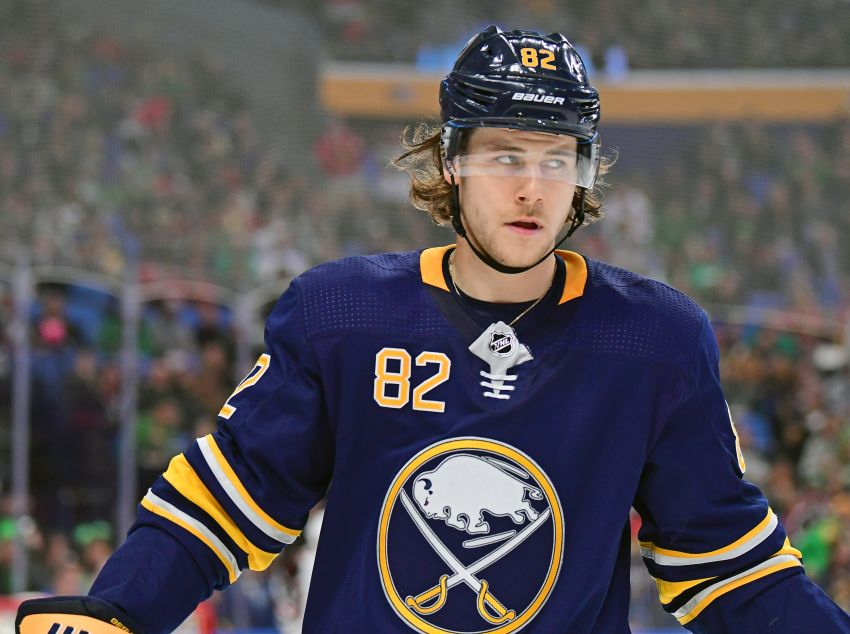 843bdb1d03e Sabres notes: Nathan Beaulieu 'big believer in fighting' - Buffalo ...