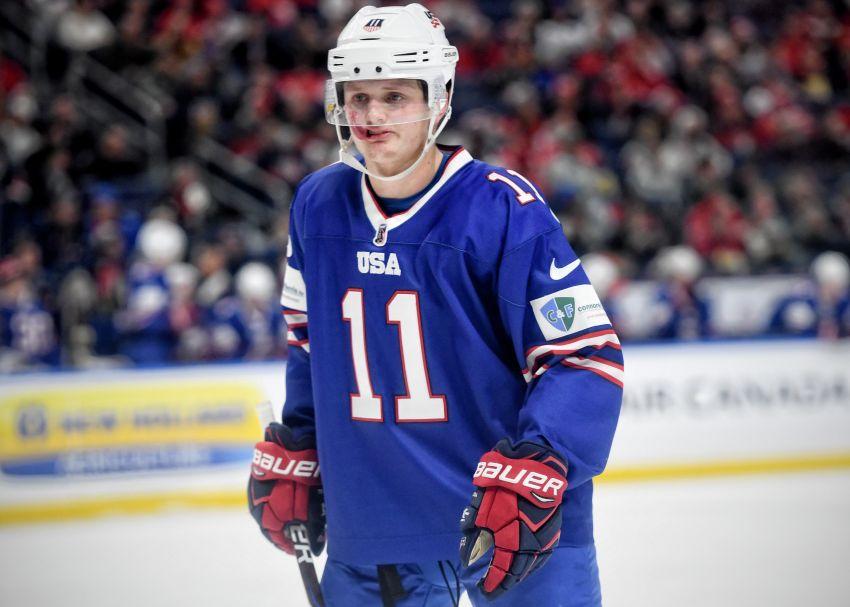 ff09198e8 Sabres prospect Casey Mittelstadt living NHL dream - Buffalo Hockey Beat