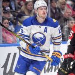 Jack Eichel illustrates maturity discussing Sabres' awful season