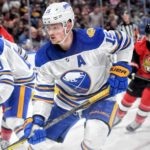 Sabres' Jack Eichel talking like leader