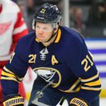 Basketball, football helped pave path to NHL for Sabres' Kyle Okposo