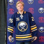 Excitement over NHL arrival hasn't waned for Sabres' Rasmus Dahlin