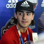 Draft prospect Liam Kirk aiming to become UK's first NHL player