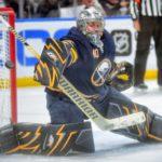 Sabres won't bring back goalie Robin Lehner