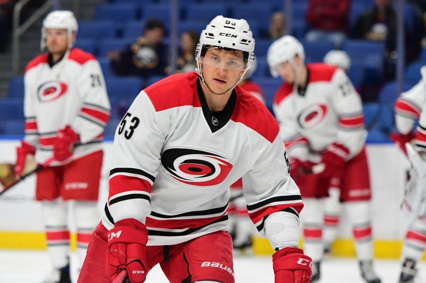 Sabres acquire Jeff Skinner from Hurricanes 40801430d