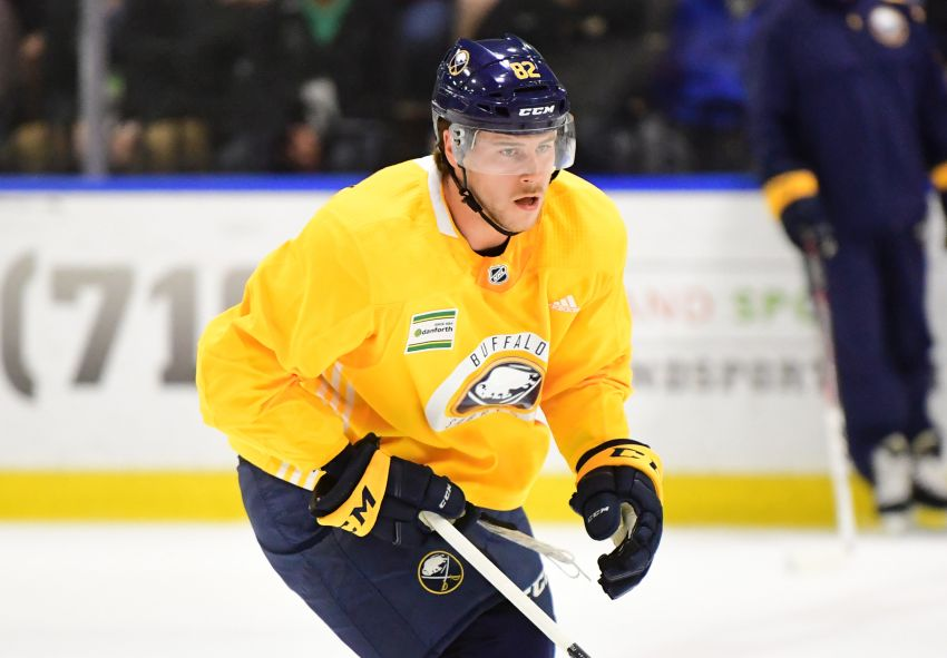 0bd41d487de Sabres' Nathan Beaulieu motivated to prove last season was fluke ...