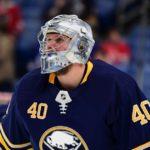 Sabres notes: Former Sabres goalie Robin Lehner shares addiction story