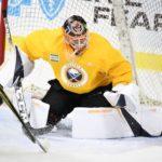 Goalie Ukko-Pekka Luukkonen looks sharp in Sabres debut