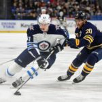 Sabres' Scott Wilson adds weight, embraces checking role