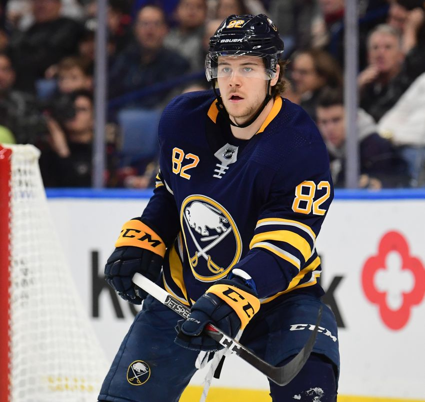 d9813180cc5 Sabres notes: Nathan Beaulieu looking to build on recent success ...