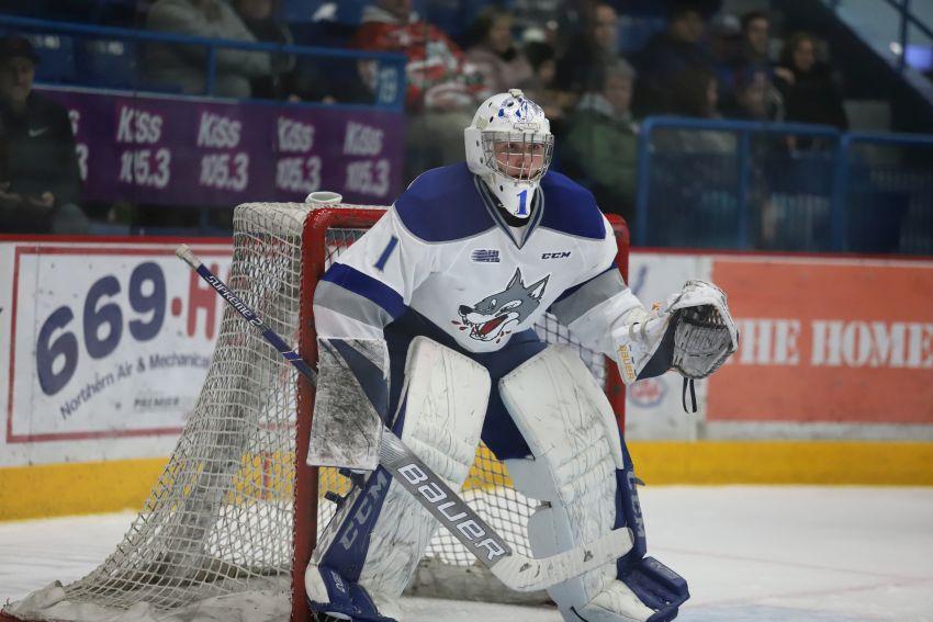 Sabres prospect Ukko-Pekka Luukkonen named OHL's top goalie