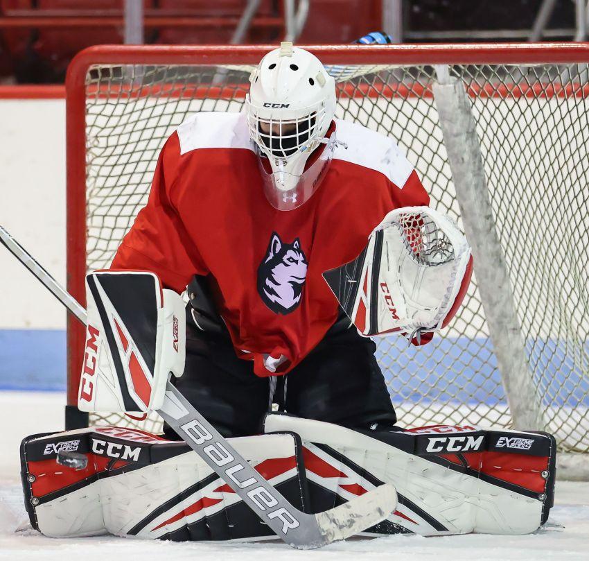 Sabres have unique goalie prospect in Team Canada star Devon Levi