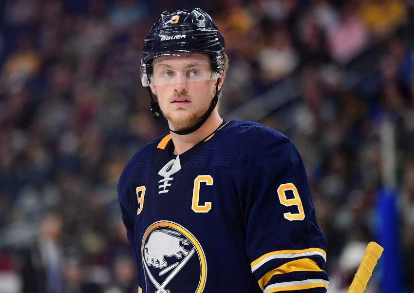 Goals About Sabres' PointsNot Scoring Jack Eichel Worried 1FlJcTK3
